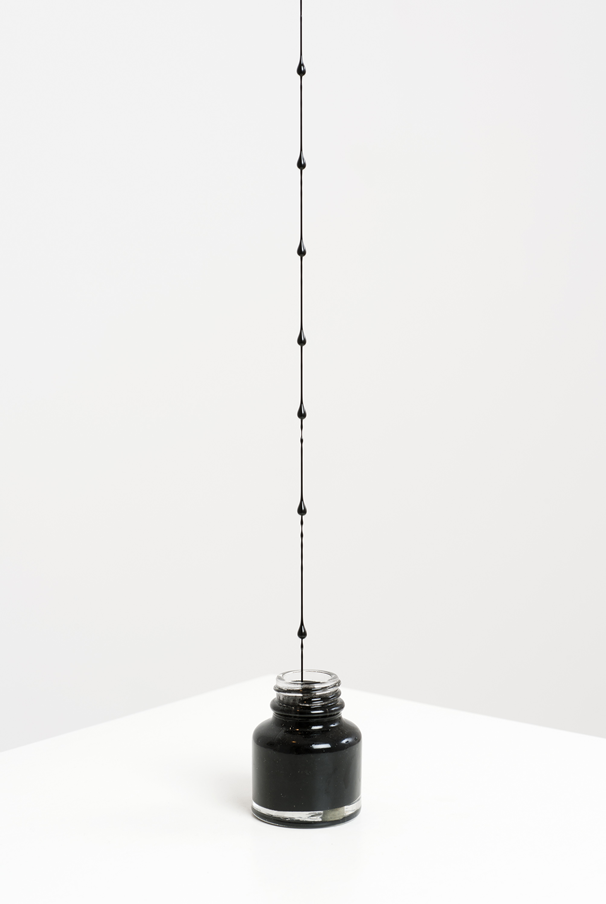 OBJECT / A | Artists | Antony Hall: Continual Slow Drip Experiment No. 7 (2012)