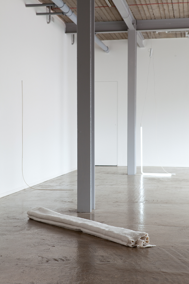 OBJECT / A | Artists | Jo McGonigal: Spatialised Painting (2015)