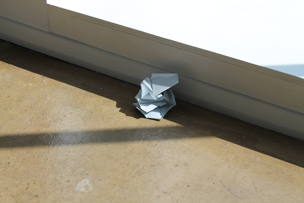 OBJECT / A | Artists | Lee Machell: Blind (2013)